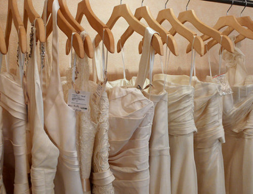 What about the undergarments for your wedding dress?