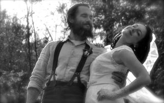 black-and-white-wedding-photo-wedding-dress-NY-Bride