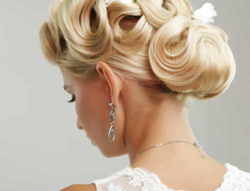 The latest trends in wedding hairstyles