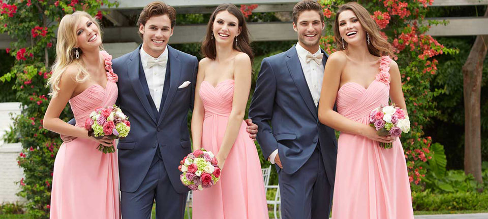 Bridesmaid Dresses at New York Bride & Groom