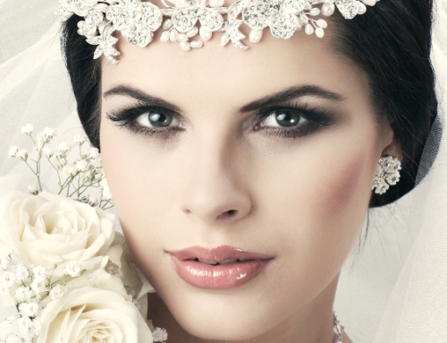 What are the best wedding day make-up tips?