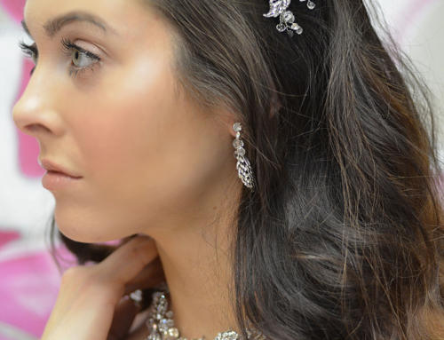 Ansonia Jewelry Ensembles Bring the Bridal Look Together