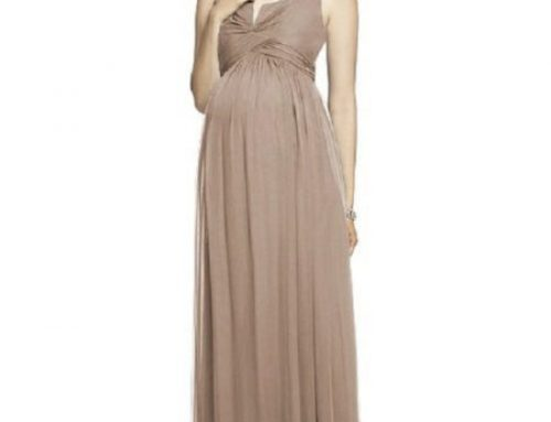 Perfect Dresses for Pregnant Bridesmaids at NYB&Co.