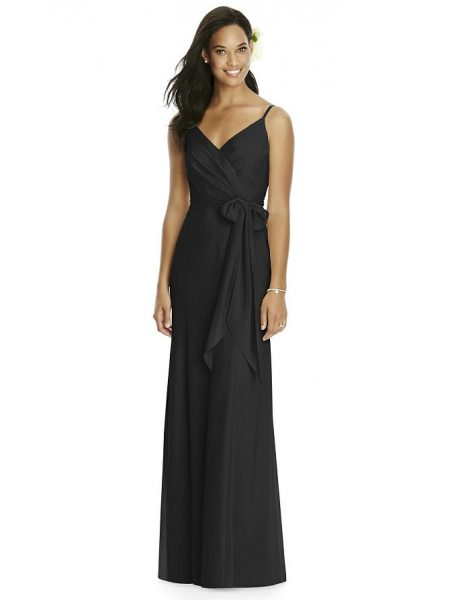 new-york-bride-&-Co.Syracuse-Social-bridesmaids-gown-8181-black