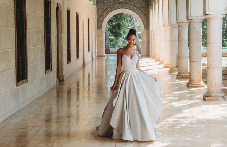 allure bridal wedding dress in syracuse new york