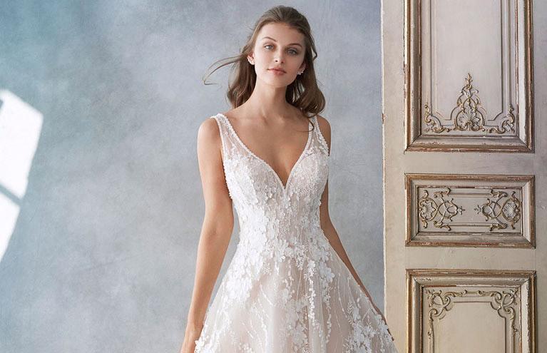kenneth winston affordable wedding dresses near me