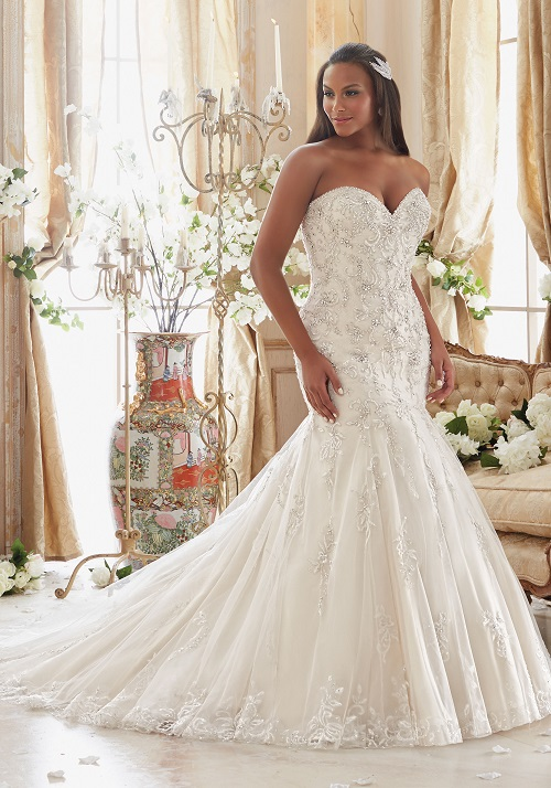 New-York-Bride-Syracuse-plus-size-wedding-dress-Morilee-style-3205